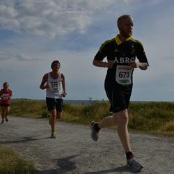 Varbergsloppet - Tobias Söderblom (272), Henrik Fransson (673)