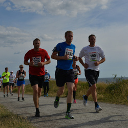 Varbergsloppet - Jens Angman (190), Mikael Andersson (1202), Mikael Johansson (1933)