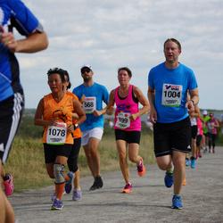 Varbergsloppet - Martin Davidsson (1004), Cathrine Hedberg (1078)