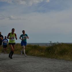 Varbergsloppet - Jon Nyman (271), Camilla Håkansson (348)