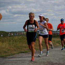 Varbergsloppet - Inga-Lill Vester (174), Anette Bodin (1426)
