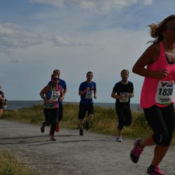 Varbergsloppet - David Runevad (533), Maria Mårtensson (929)