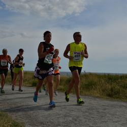 Varbergsloppet - Mats Eriksson (497), Malin Bånghäll (738)