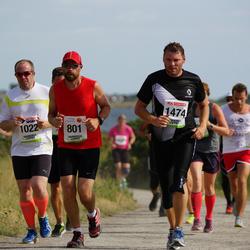 Varbergsloppet - Alexander Doxryd (801), Andreas Lindblom (1022), Daniel Treptow (1474)