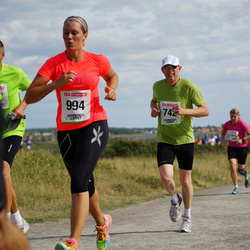 Varbergsloppet - Perolof Linnervik (742), Hanna Hassel (994)