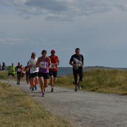 Varbergsloppet - Lise Andersen (657), Daniel Treptow (1474)