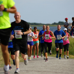 Varbergsloppet - Joakim Mattsson (554), Linda Johansson (696)