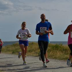 Varbergsloppet - Andreas Zettergren (233), Carina Gardewall (613), Jennica Almberg (1829)