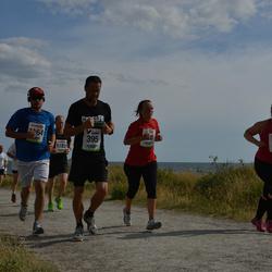 Varbergsloppet - Jonas Wulker (395), Marie Jonsson (646)