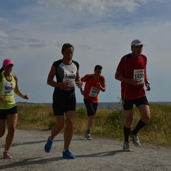 Varbergsloppet - Cecilia Lenberg (921), Ulla-Karin Ericsson (1365), Anders Mattsson (1432)