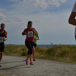Varbergsloppet - Natalie Ström (177), Tore Johansson (1983)