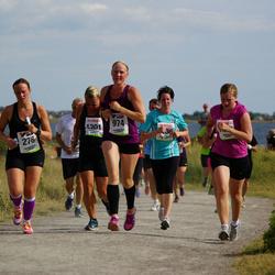 Varbergsloppet - Nina Gradin (278), Anna Linton (974)