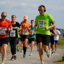 Varbergsloppet - Carl Persson (752), Lisa Gylemo (1325)