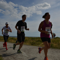 Varbergsloppet - Johanna Osbeck (250), Andreas Larsson (479)