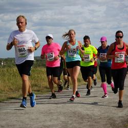 Varbergsloppet - Magnus Reinsjö (234), Simon Lindqvist (868), Linda Persson (1825)