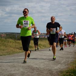 Varbergsloppet - Tomas Henningsson (464), Daniel Andreen (485)