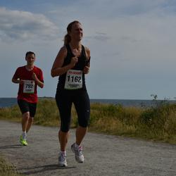 Varbergsloppet - Daniel Thuresson (792), Charlotta Eldelind (1162)