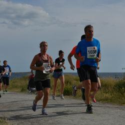 Varbergsloppet - Sture Axelsson (1038), Carina Nilsson (1182)