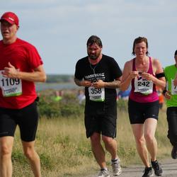 Varbergsloppet - Veronica Persson (242), Göte Östby (358), Alexandra Grenheden (753)