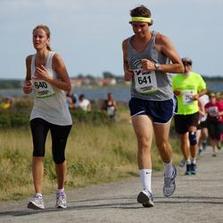 Varbergsloppet - Linn Eide (640), Harald Andreas Skontorp (641)