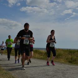 Varbergsloppet - Göte Östby (358), Alexandra Grenheden (753)