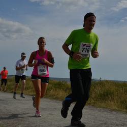 Varbergsloppet - Emelie Törn (693), Johan Johansson (716)