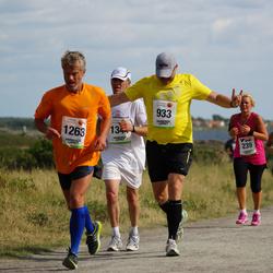 Varbergsloppet - Bernt Ola Wallin (933), Anders Grände (1263)