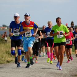 Varbergsloppet - Magnus Urbansson (897), Sanna Svensson (1001)