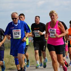 Varbergsloppet - Gert Johansson (574), Eva-Lena Svensson (698)
