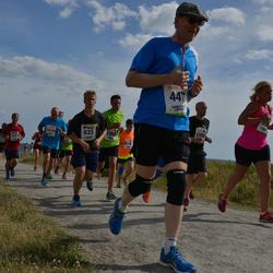 Varbergsloppet - Matz Mårtensson (447), Albin Stenlund (833)