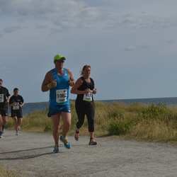 Varbergsloppet - Victoria Lundgren (611), Mikael Selar (1062)