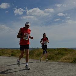 Varbergsloppet - Franko Selar (812), Eva Romeborn (852)