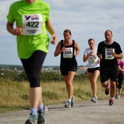 Varbergsloppet - Malin Holm (633), Pär Munther (980)