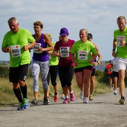 Varbergsloppet - Mikael Bohman (495), Josefine Holmgren (496), Carolina Johansson (893)