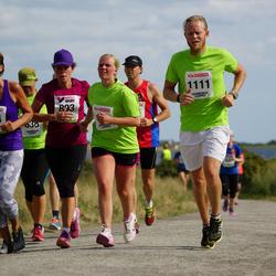 Varbergsloppet - Carina Arvidsson (454), Carolina Johansson (893), Michael Henriksson (1111)
