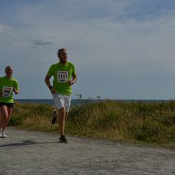 Varbergsloppet - Josefine Holmgren (496), Michael Henriksson (1111)