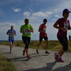 Varbergsloppet - Jenny Gustafsson (638), Carolina Johansson (893), Jonas Qvist (1594)