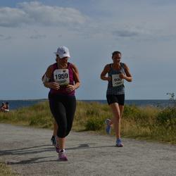 Varbergsloppet - Madeleine Sanfridsson (930), Liane Johansson (1959)