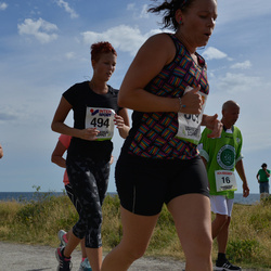 Varbergsloppet - Jan Svensson (16), Cecilia Borg (217), Mikaela Winter (494)