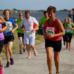 Varbergsloppet - Fiona Kyllergard (763), Sofia Sonestam (1369)