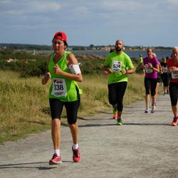 Varbergsloppet - Paola Jernberg (338), Anton Bengtsson (534), Maria Andreasson (583)