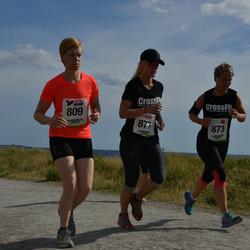Varbergsloppet - Sarah Svensson (809), Anette Alander (873), Camilla Tall (877)
