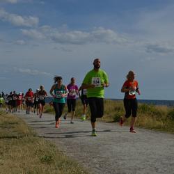 Varbergsloppet - Anton Bengtsson (534), Maria Andreasson (583)