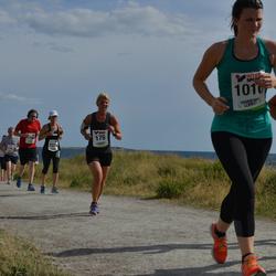 Varbergsloppet - Sophia Olofsson (176), Jenny Holmgren (1029)