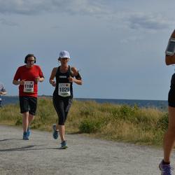 Varbergsloppet - Jenny Holmgren (1029), Simon Westman (1194)