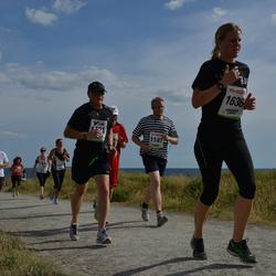 Varbergsloppet - Joakim Davidsson (1147), Magnus Börjesson (1421), Linda Johansson (1636)