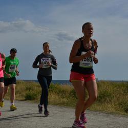Varbergsloppet - Louise Ursing (844), Ingela Carlsson (1593)