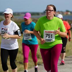 Varbergsloppet - Sofia Karlsson (320), Lina Nilsson (751)