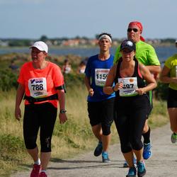 Varbergsloppet - Ulrika Lundby (687), Camilla Rhodin (788), Herou Sofie Johansson (1158)