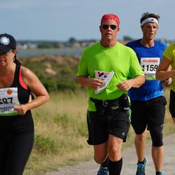 Varbergsloppet - Herou Sofie Johansson (1158), Pepyn Swagemakers (1159)